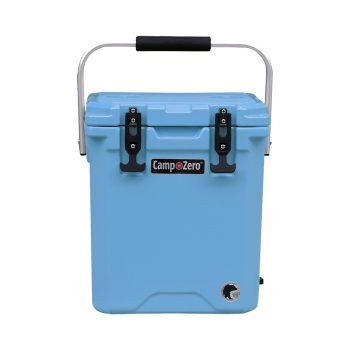 Camp-Zero 16 Premium Cooler | Blue