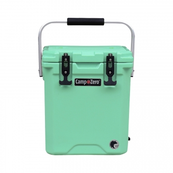 Camp-Zero 16 Premium Cooler | Green