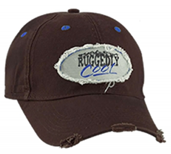 Camp-Zero Ruggedly Cool Cap