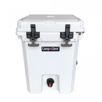 Camp-Zero 20 Premium Drink Cooler | White