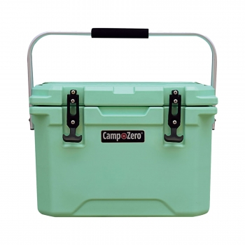 Camp-Zero 20 Premium Cooler | Green