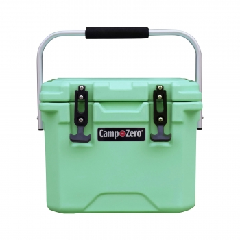 Camp-Zero 10 Premium Cooler | Green