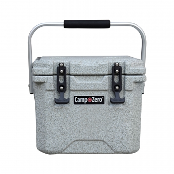 Camp-Zero 10 Premium Cooler | Brown Granite