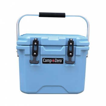 Camp-Zero 10 Premium Cooler | Blue