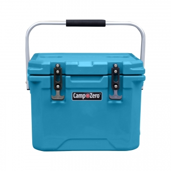 Camp-Zero 10 Premium Cooler | Bright Blue