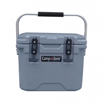 Camp-Zero 10 Premium Cooler | Grey