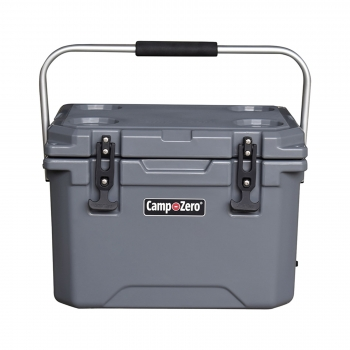 Camp-Zero 20 Premium Cooler | Grey