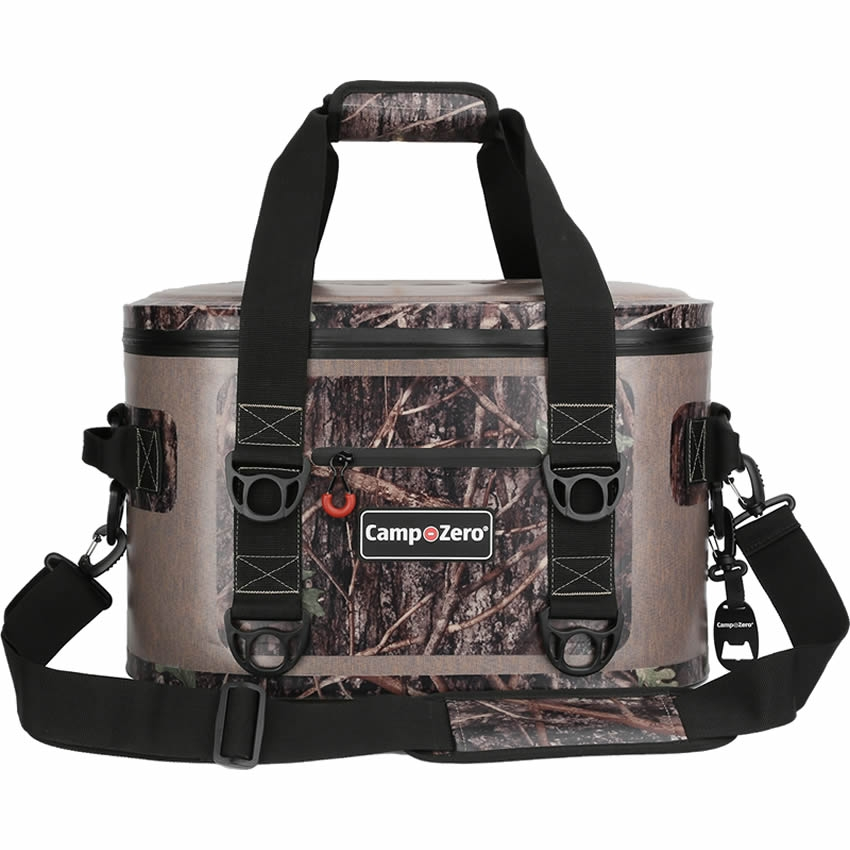 Camp Zero 30 Can Soft Sided Premium Cooler