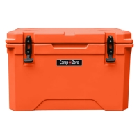Camp-Zero 40 Premium Cooler | Bright Orange