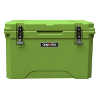 Camp-Zero 40 Premium Cooler | Bright Green