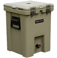 Camp-Zero 20 Premium Drink Cooler in Beige