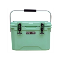 Camp-Zero 20 Premium Cooler in Green
