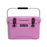 Camp-Zero 20 Premium Cooler in Pink