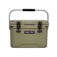 Camp-Zero 20 Premium Cooler in Beige