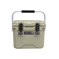 Camp-Zero 10 Premium Cooler in Beige