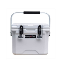 Camp-Zero 10 Premium Cooler in White