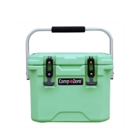 Camp-Zero 10 Premium Cooler in Green
