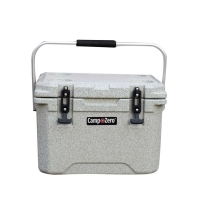 Camp-Zero 20 Premium Cooler in Granite