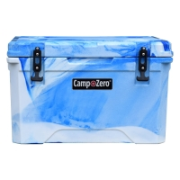 Camp-Zero 40 Premium Cooler | Blue Swirl