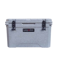 Camp-Zero 40 Premium Cooler in Granite