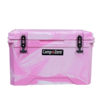 Camp-Zero 40 Premium Cooler in Pink Swirl
