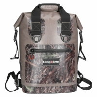 20 Can All Carry Back Pack Cooler | Beige And Camo
