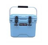 Camp-Zero 10 Premium Cooler in Blue