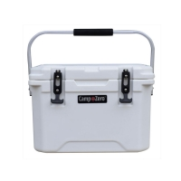 Camp-Zero 20 Premium Cooler in White