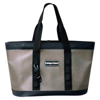 Camp-Zero CARRYALL 40 Tote Bag | Tan And Black