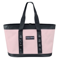 Camp-Zero CARRYALL 40 Tote Bag | Pink And Grey