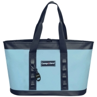 Camp-Zero CARRYALL 40 Tote Bag | Blue And Grey