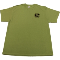Let's Go Travel T-Shirt - GREEN