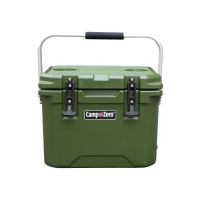 Camp-Zero 10 Premium Cooler | Army Green
