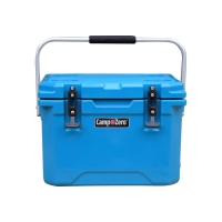 Camp-Zero 20 Premium Cooler | Bright Blue