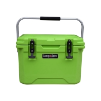 Camp-Zero 20 Premium Cooler | Bright Green
